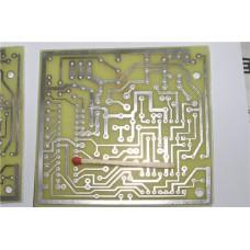 Металлоискатель ClonePI-W, плата для сборки (разводка от DesAlex)