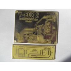 Годограф V-BOX2, плата для сборки