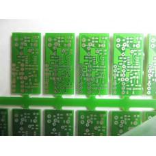 Пинпоинтер minimax-PP II с маской, плата для сборки