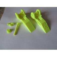 Балансир для катушки deus xp, разные размеры, 3d печать, АБС, есть разные цвета